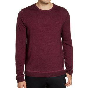 Nordstrom Signature Merino Wool Crewneck Sweater